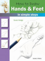 Omslag - How to Draw: Hands & Feet
