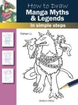 Omslag - How to Draw: Manga Myths & Legends