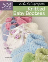 Omslag - Knitted Baby Booties