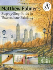 Matthew Palmer's Step-by-Step Guide to Watercolour Painting av Matthew Palmer (Heftet)