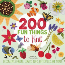 200 Fun Things to Knit av Lesley Stanfield, Jessica Polka og Kristin Nicholas (Heftet)