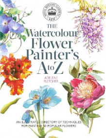 Kew: The Watercolour Flower Painter's A to Z av Adelene Fletcher (Heftet)