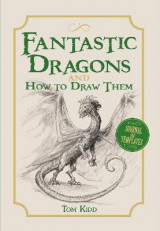 Omslag - Fantastic Dragons and How to Draw Them