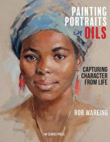 Omslag - Painting Portraits in Oils