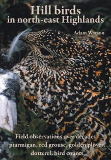 Hill Birds in North-east Highlands av Adam Watson (Heftet)