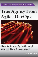 Omslag - True Agility from Agile+devops