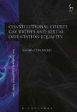 Omslag - Constitutional Courts, Gay Rights and Sexual Orientation Equality
