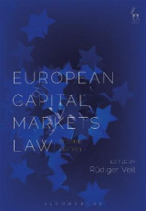 Omslag - European Capital Markets Law
