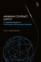 Omslag - Minimum Contract Justice