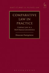 Omslag - Comparative Law in Practice