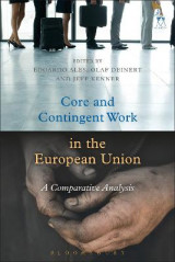 Omslag - Core and Contingent Work in the European Union