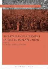 Omslag - The Italian Parliament in the European Union