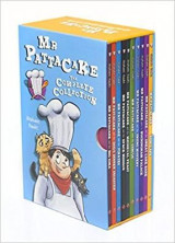Omslag - Mr Pattacake: The Complete Collection