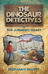 Omslag - The Dinosaur Detectives in the Jurassic Coast