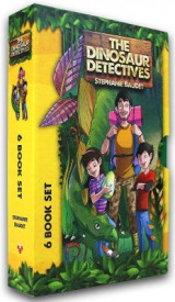 Omslag - The Dinosaur Detectives Six-Book Collection