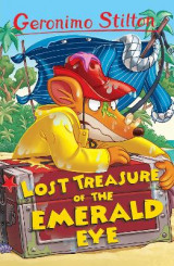Omslag - The Lost Treasure of the Emerald Eye (Geronimo Stilton)