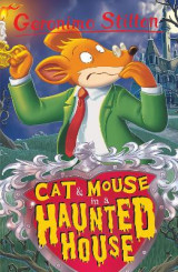 Omslag - Cat and Mouse in a Haunted House (Geronimo Stilton)