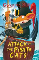 Omslag - Attack of the Pirate Cats (Geronimo Stilton)