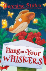Omslag - Hang onto Your Whiskers! (Geronimo Stilton)