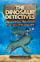 Omslag - The Dinosaur Detectives in the Scuttlebutt