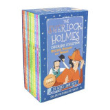 Omslag - The Sherlock Holmes Children's Collection