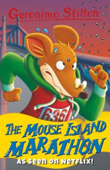 Omslag - The Mouse Island Marathon