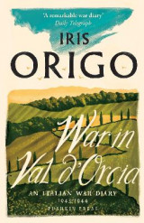 Omslag - War in Val d'Orcia