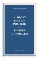 Omslag - A Short Life of Pushkin