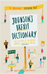 Omslag - Johnson's Brexit Dictionary