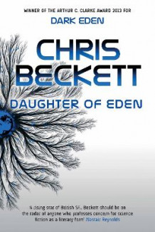 Daughter of Eden av Chris Beckett (Innbundet)