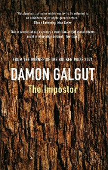 The Impostor av Damon Galgut (Heftet)