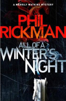 All of a Winter's Night av Phil Rickman (Innbundet)