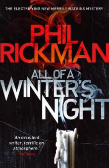 All of a Winter's Night av Phil Rickman (Heftet)