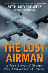 Omslag - The Lost Airman