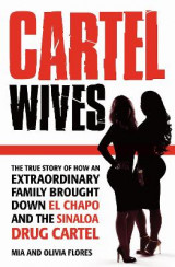 Omslag - Cartel Wives