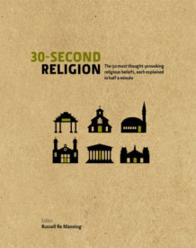 30-second religion av Russell Re Manning (Innbundet)