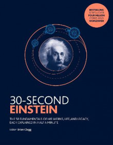 30-Second Einstein av Brian Clegg (Heftet)