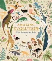 Amazing Evolution av Anna Claybourne (Innbundet)