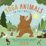 Omslag - Yoga Animals: In the Forest