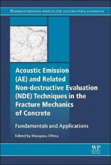 Omslag - Acoustic Emission and Related Non-destructive Evaluation Techniques in the Fracture Mechanics of Concrete