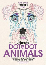 Omslag - Ultimate Dot to Dot Animals