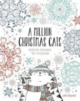 Omslag - A Million Christmas Cats