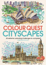 Omslag - Colour Quest Cityscapes