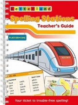 Omslag - Spelling Stations 1 - Teacher's Guide