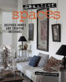 Creative spaces av Geraldine James (Innbundet)
