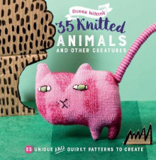 35 Knitted Animals and other creatures av Donna Wilson (Heftet)