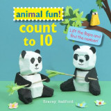 Omslag - Animal Fun! Count to 10