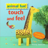 Omslag - Animal Fun Touch and Feel