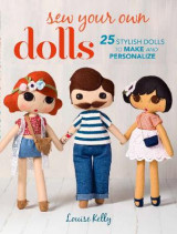 Omslag - Sew Your Own Dolls