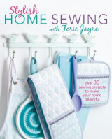 Omslag - Stylish Home Sewing